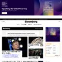 ブルームバーグ - 世界の最新金融情報サイト