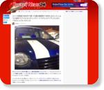 【ミニカ物語】980円で買った軽自動車を「MINI」みたいにしようと油性マジックとカッティングシートでドレスアップしたらカッパみたいになっちゃった | ロケットニュース24