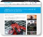 「在庫切れ」となった3.8mのロボット「クラタス」が再入荷―価格1億2,000万円、但し送料350円 | Game*Spark - 国内・海外ゲーム情報サイト