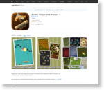 iTunes の App Store で配信中の iPhone、iPod touch、iPad 用 Anodia