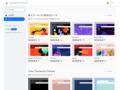 Chrome ウェブストア - テーマ