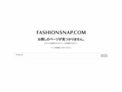 タイのファッションEC事情 | Fashionsnap.com