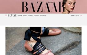 HarpersBAZAARオンラインの媒体資料