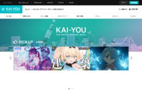 KAI-YOU.netの媒体資料