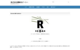 REDANの媒体資料