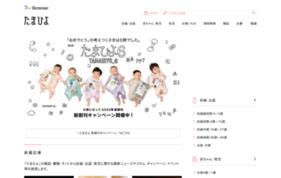妊娠出産育児No.1サイト たまひよ 媒体資料 【2018年4-6月】の媒体資料
