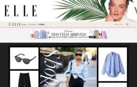ELLEONLINEの媒体資料