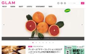 Glam Mediaの媒体資料