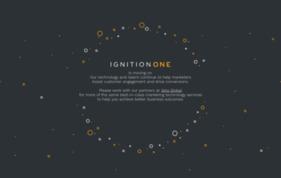 【高精度リターゲティングDSP】IgnitionOneDSPの媒体資料