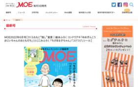 MOEの媒体資料