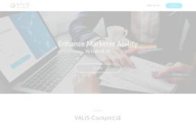 VALIS-Cockpit(ヴァリスコクピット)の媒体資料