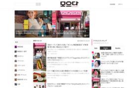 日本最大級の10代〜20代 韓流女子向け韓国情報サイトの媒体資料