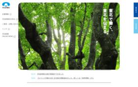 河北新報オンラインニュース バナー広告の媒体資料