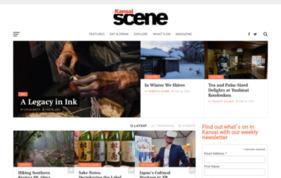 Kansai Scene(関西シーン)の媒体資料