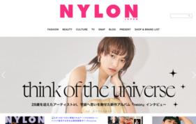 NYLON.JPの媒体資料