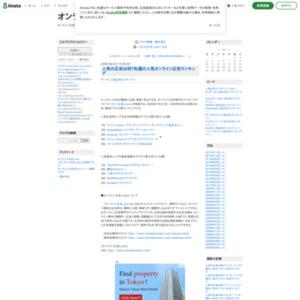 オンライン広告.comの人気広告ランキング