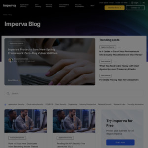 Imperva Web Application Attack Report (WAAR) #5