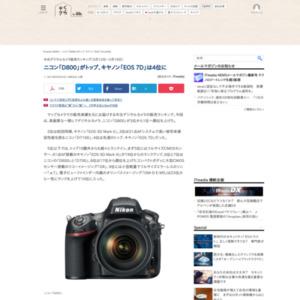 中古デジタルカメラ販売ランキング(2015年3月12日~3月18日)