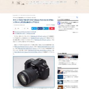 デジタルカメラ総合販売ランキング(2015年5月4日~5月10日)