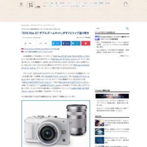デジタルカメラ総合販売ランキング(2015年6月15日~6月21日)
