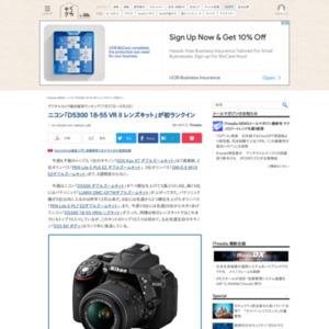 デジタルカメラ総合販売ランキング(2015年7月27日~8月2日)