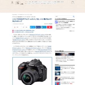 デジタルカメラ総合販売ランキング(2015年12月7日~12月13日)