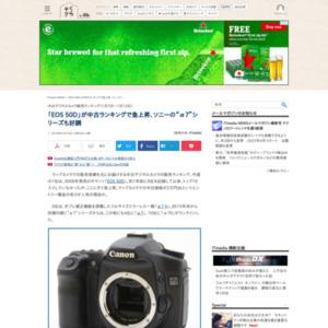 中古デジタルカメラ販売ランキング(2016年1月7日~1月13日)