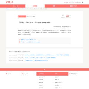 「路線」に関するイメージ調査【首都圏版】