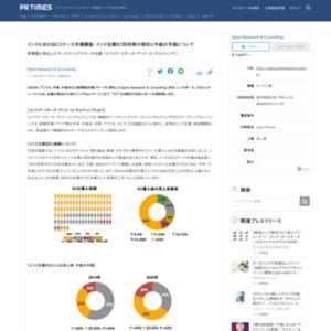 インドにおけるEコマース市場調査