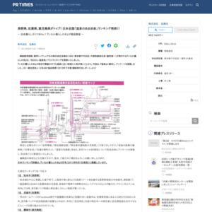日本全国「温泉のある田舎」ランキング