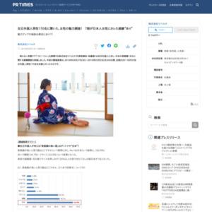 日本の美意識・文化に関する意識調査