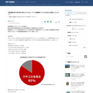 【宿研調査 第三弾】宿泊予約にまつわるユーザー行動の調査