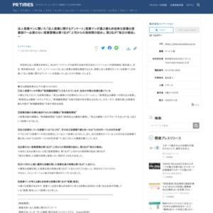 法人営業に関するアンケート