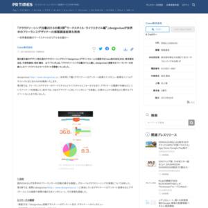 """クラウドソーシング白書2013の第3弾""""ワークスタイル・ライフスタイル編"""""""