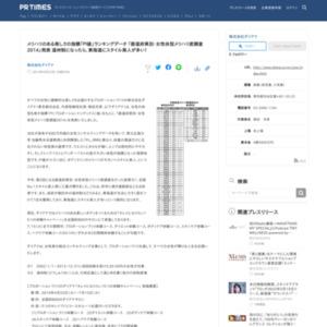 都道府県別・女性体型メリハリ度調査2014