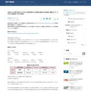 横浜市の飲食店、最新求人データ