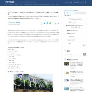 アジアのショッピング都市 トップ10