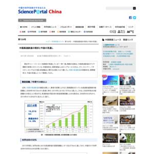 中国高速鉄道の現状と今後の見通し