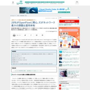 企業ネットワークの運用・管理に関する読者調査結果リポート
