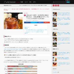 「お酒の種類別の飲む頻度」に関する調査