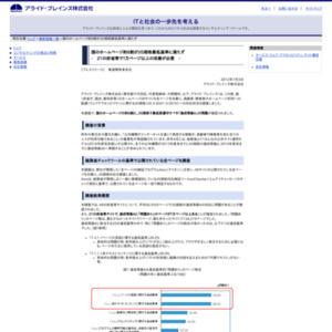 国のホームページのウェブアクセシビリティに関するJIS規格への対応状況