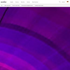 アクセンチュア・ハイパフォーマンスファイナンススタディ2014――銀行業界レポート