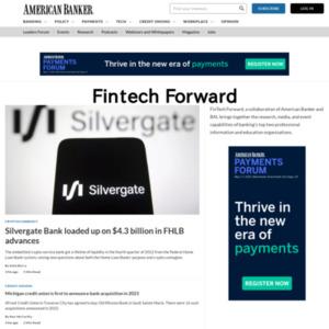 FinTech Forward Rankings