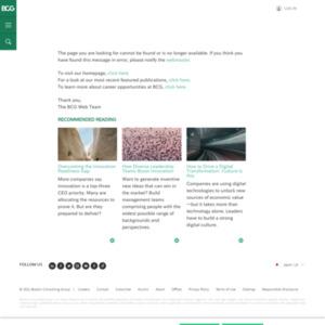 グローバル・アセットマネジメント・レポート2014年版