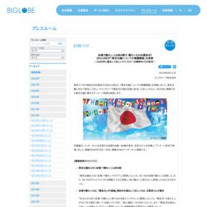 東京五輪についての意識調査