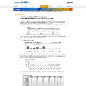 原発の安全性・脱原発・再稼動に対する世論の動向 ―「原子力発電に関する意識調査」2011年5月調査から2013年1月調査―