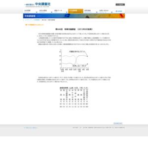 第646回 時事世論調査 〔2013年6月結果〕