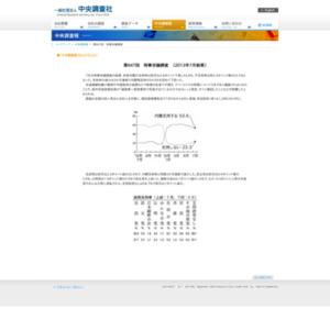 第647回 時事世論調査〔2013年7月結果〕
