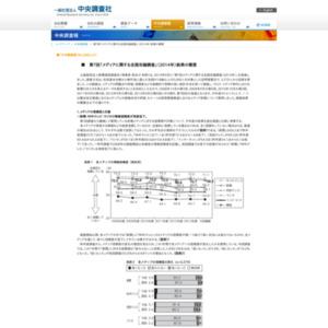 第7回「メディアに関する全国世論調査」(2014年)結果の概要