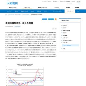 中国保障性住宅-本当の問題